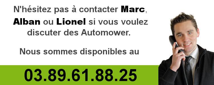 Contactez nous au 03.89.61.88.25
